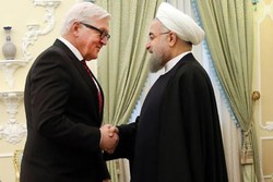Iran-Germany coop. to contribute to peaceful resolution of global challenges