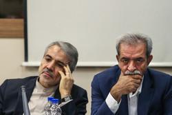 نشست فعالان اقتصادی با رئیس سازمان برنامه و بودجه