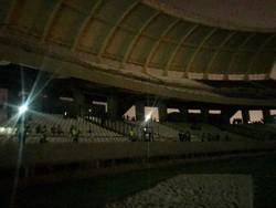 ورزشگاهی که حاشیه می سازد/ رونمایی از معایب در شهرآورد شیراز