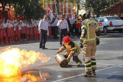 آزمون عملی استخدام آتشنشانی استان بوشهر برگزار میشود