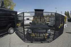 معرض معدات الشرطة/صور