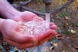 سرانه مصرف آب باید به نصف برسد