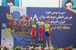 Cycling Tour of Iran: Russia's Sokolov wins 2nd stage