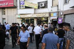 Tehran exchange market today