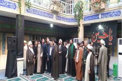آئین آغاز سال تحصیلی حوزه علمیه امام صادق(ع) ورامین برگزار شد
