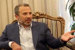 باسیل: اسرائیل به دنبال حمله دیگری به لبنان است/ نتانیاهو آنچه ادعا کردی دروغی دیگر است