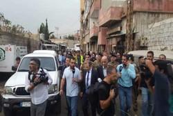 «تورقوزآباد» لبنانیها هم فیک از آب درآمد/ دروغ نتانیاهو آشکار شد
