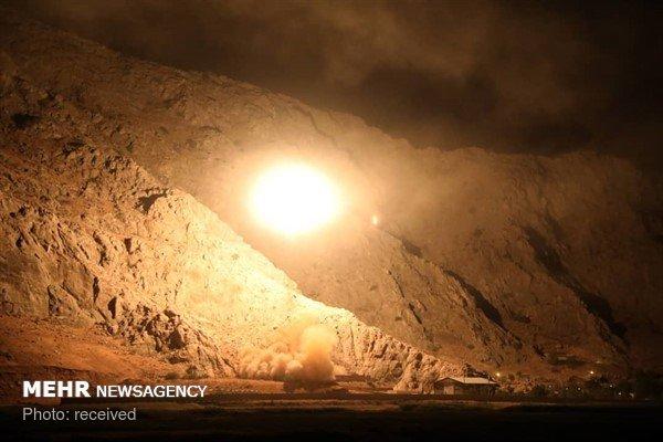 صحيفة امريكية: ايران قصفت داعش وارهبت اعداءها في نفس الوقت