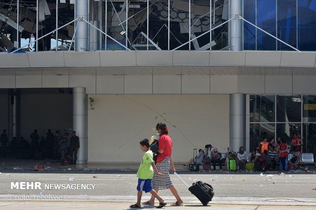 خسارات زلزله و سونامی اندونزی