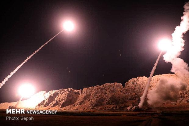 IRGC missile attack kills perpetrates of Ahvaz incident
