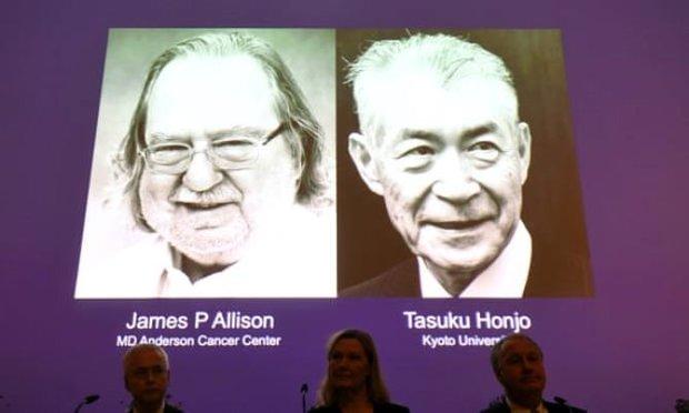 یک ژاپنی و یک آمریکایی برنده نوبل پزشکی شدند