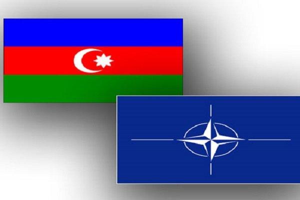 NATO heyeti Bakü'ye geldi