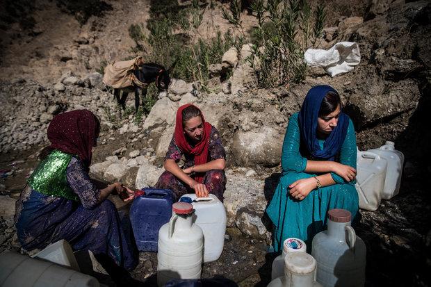 ريتم كند زندگي در روستاي بویسان آباد