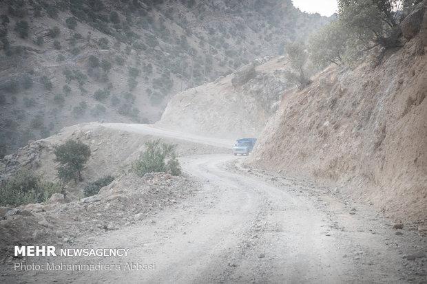 ریتم کند زندگی در روستای بویسان آباد