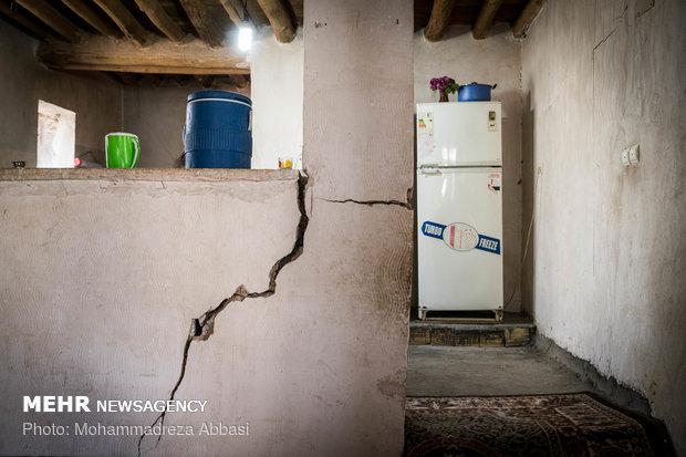 Life goes on in Kermanshah quake-hit areas