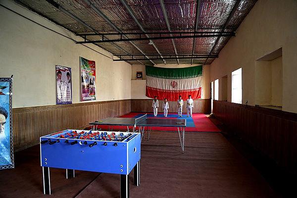راه اندازی ۲۴۰ خانه ورزش روستایی در چهارمحال و بختیاری