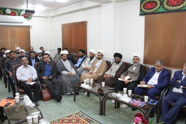فعالیت ۲۰۰ خادم افتخاری مساجد بوشهر در موکب زائر حسین ریزی