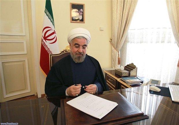Rouhani felicitates new Iraqi pres. on election