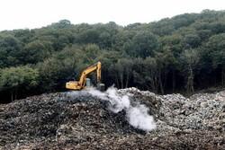 خطر حریق در مناطق دپوی زباله/ شیرابهها بلای زیست بوم