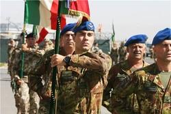 ایتالیا نظامیان خود در افغانستان را کاهش می دهد