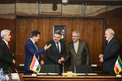 İran ile Suriye'den elektrik anlaşması