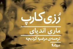 رمان برگزیده جایزه فمینا در سال ۲۰۰۱ به فارسی ترجمه شد