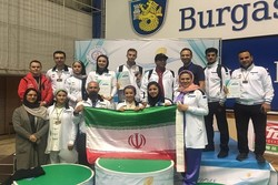 Iranian practitioners win 7 medals at World Taijiquan Championships