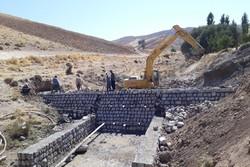 پیشرفت ۹۰ درصدی ۱۶ پروژه آبخیزداری استان تهران