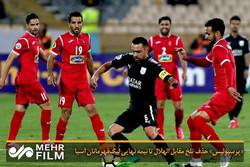 «پرسپولیس» حذف تلخ مقابل الهلال تا نیمه نهایی لیگقهرمانان آسیا