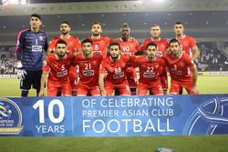 ترکیب تیم فوتبال پرسپولیس برای دیدار با السد اعلام شد