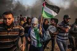 غزہ میں اسرائیلی فوج کی فائرنگ سے فلسطینی شہید