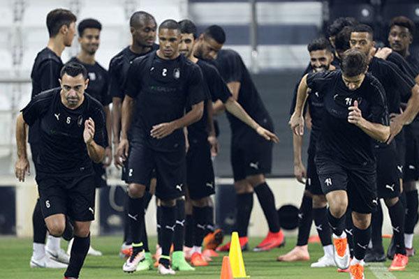 لیست ۱۸ نفره السد قطر برای بازی با پرسپولیس