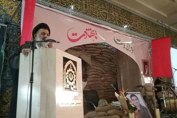 گوشمالی سپاه به تروریستها/ امنیت خط قرمز ایران اسلامی است