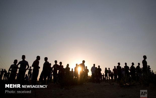 تصاویر منتخب یک ماه گذشته خاورمیانه