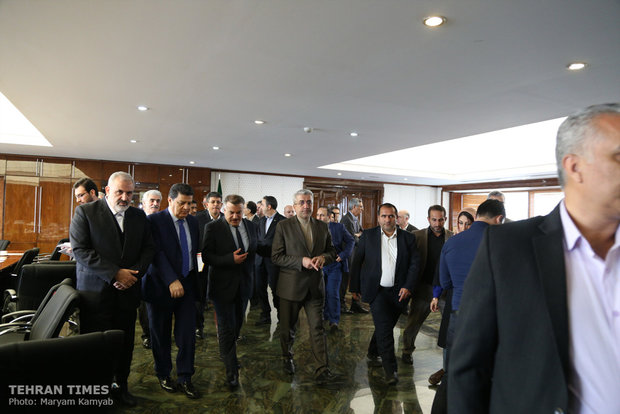Iran, Syria energy ministers sign co-op document