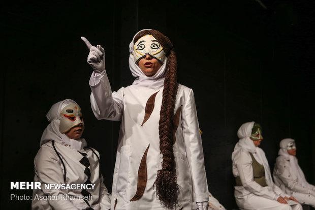 Shabashkhan theatrical show