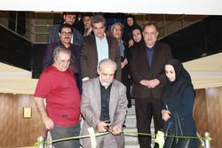 نمایشگاه نگارگری «نگاره های عاشورایی» در قزوین افتتاح شد