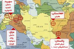 عملیاتهای نظامی ایران علیه تروریستها