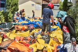 انڈونیشیا میں سونامی سے ہلاکتوں کی تعداد 1558، مزید ایک ہزار ہلاکتوں کا خدشہ