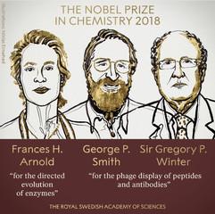 برندگان نوبل شیمی معرفی شدند/ داروهای نوین در راهند