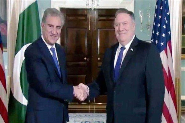 امریکہ پاکستان اور بھارت میں تصفیہ طلب امور پر مذاکرات کیلیے کردار ادا کرے، پاکستان