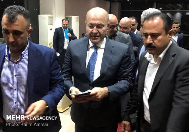 Irak: Salih İran ila Suudi Arabistan arasında arabuluculuk yapmayacak