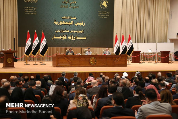 «برهم صالح» رئیس جمهور عراق شد