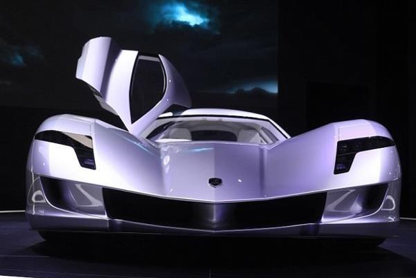 ابرخودرویی که ۲ ثانیه ای سرعتش به ۱۰۰ کیلومتر بر ساعت می رسد