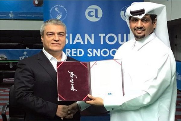 Iranian sports official appointed as honorary vice pres. of IBSF