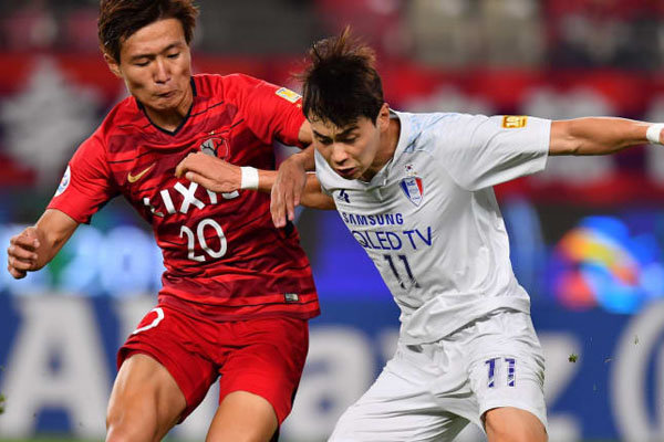 Perspolis to face Kashima at 2018 AFC Champions League final