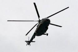 سقوط بالگرد در مکزیک با ۶ کشته