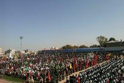 فلم/ صوبہ ہمدان میں 20 ہزار رضاکاروں کا اجتماع