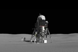 طرح اولیه فضاپیمای ۱۴متری ماه ارائه شد