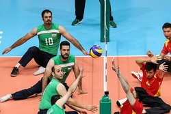 کاپیتان تیم ملی والیبال نشسته: همه ایرانیها از ما توقع طلا دارند